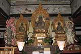 Buddhist images of Raigo-in