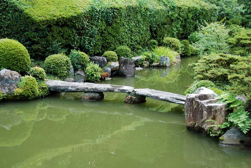 japanese garden stone bridge - Japanese Garden Stone Bridge