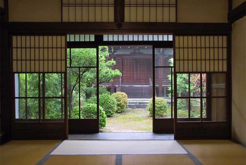 A tatami room of shinnyo do kyoto japan - Tatami japones ...